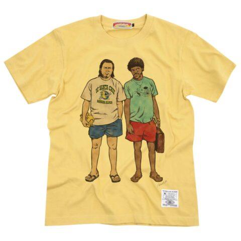 マヌケなふたりTシャツ