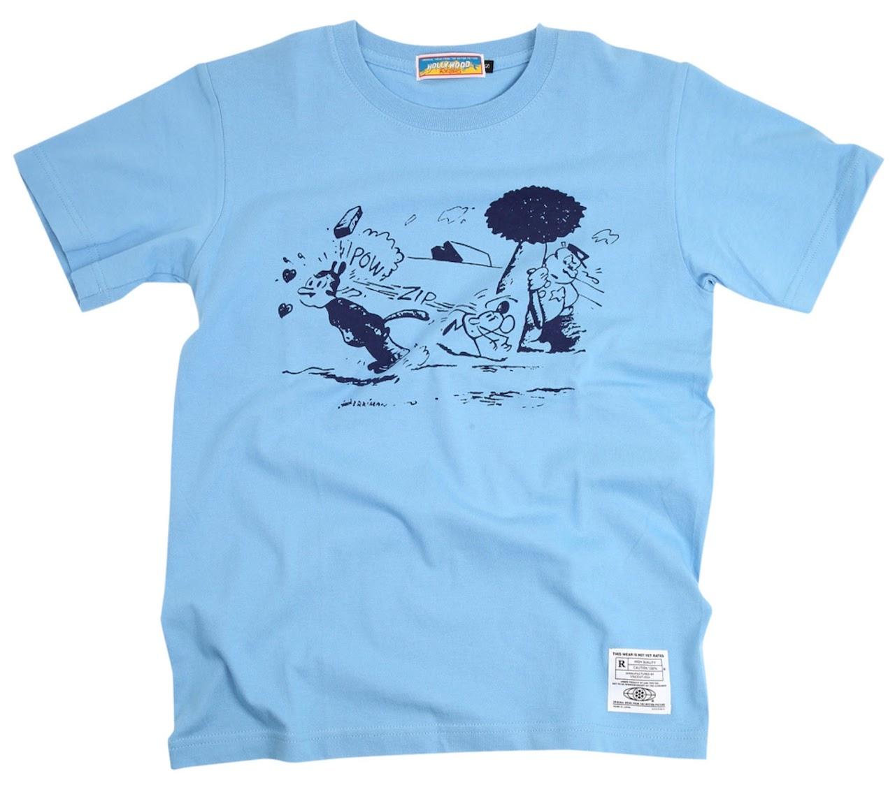 クレイジーカッツTシャツ
