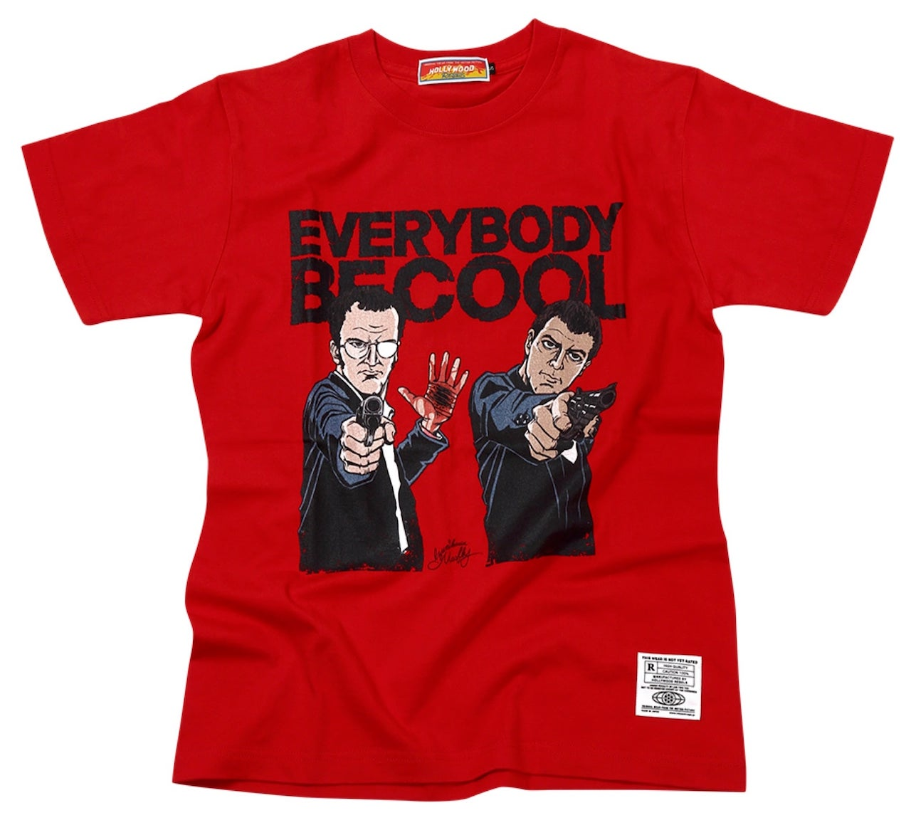 ゲッコー兄弟Tシャツ