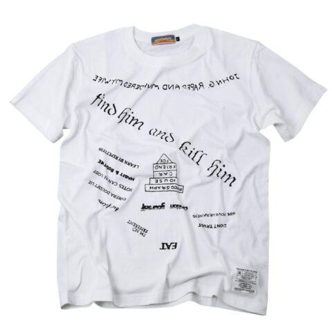 メメント・モリ タトゥーTシャツ