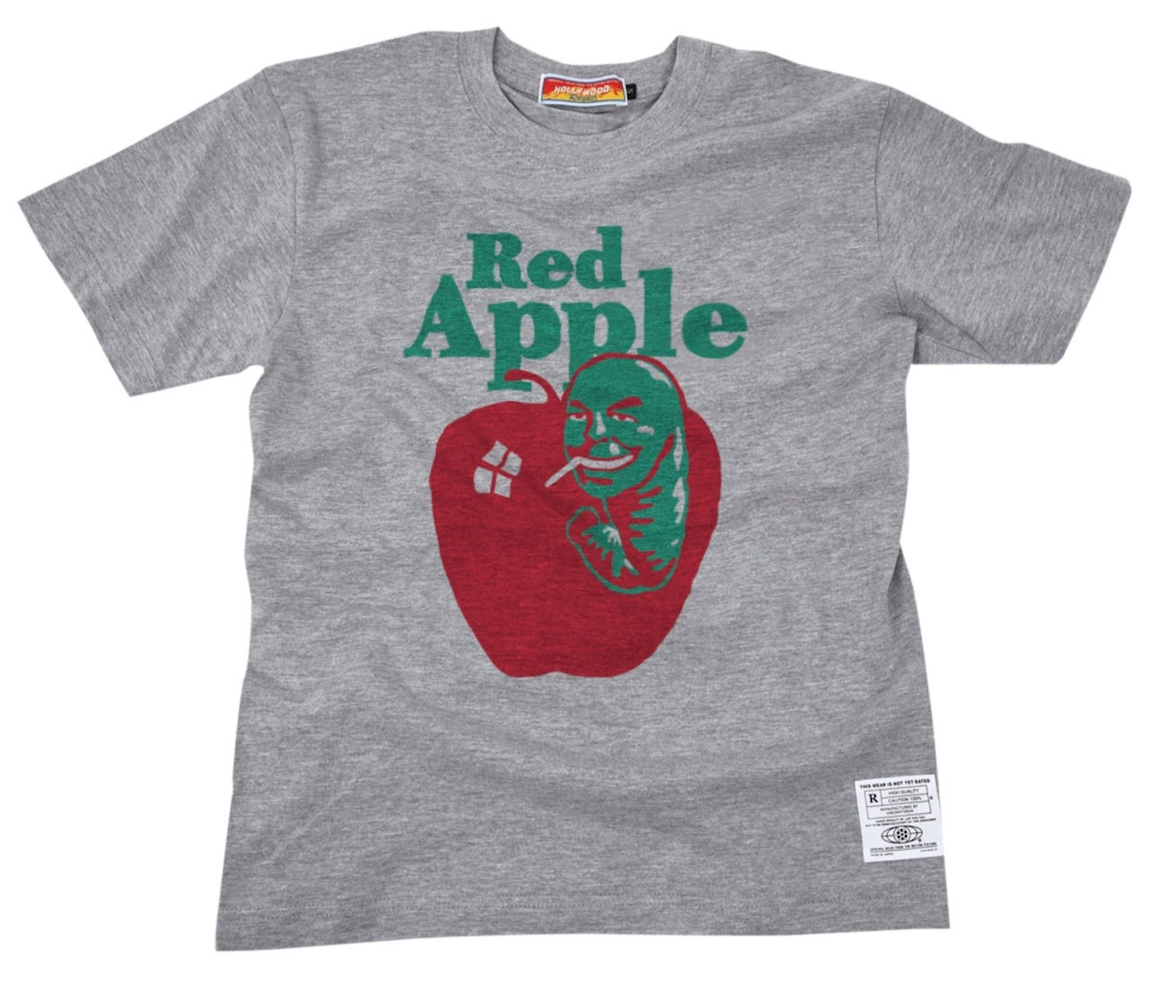 レッドアップルたばこTシャツ