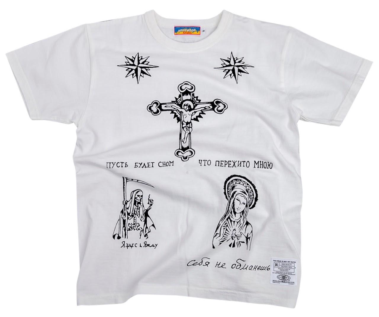 イースタン・プロミス タトゥーTシャツ